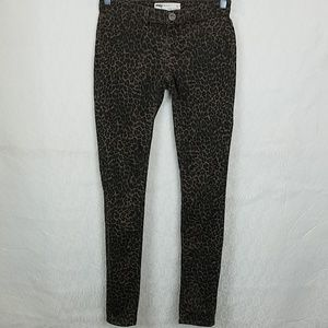 ⭕ 3/$30 RSQ | Miami Jegging Skinny Leopard Cheetah